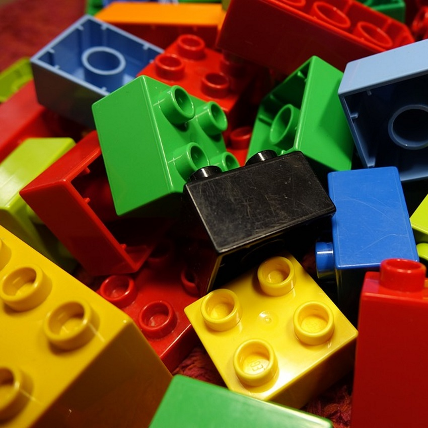 Let's LEGO